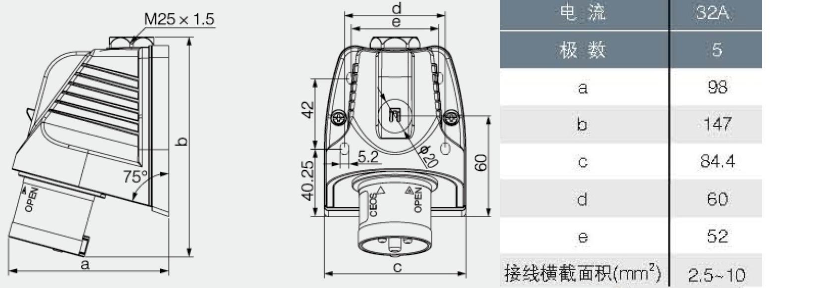 380v插头怎么接线