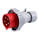 Waterproof Electrical Plug 32A HTN0251