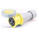 CEE Electrical Connectors(Industrial Couplers) 63A 2P+E IP67 4H HTN2331-4